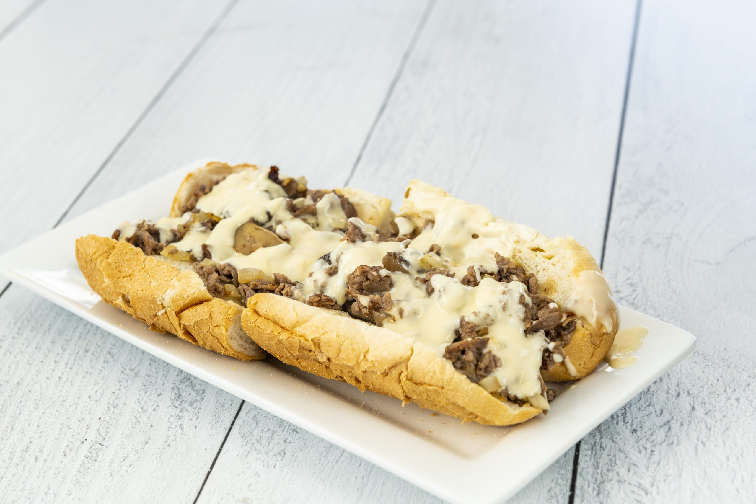 Philly Cheesesteak   CD Anchor Key West